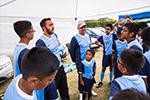 Swamibapa Football Club, part of Shree Muktajeevan Swamibapa Academy of Sport, took part in the annual SKLPC 5-a-side football tournament.