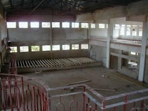 Construction of H.H.Swamibapa Hall