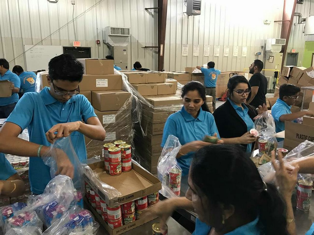 The Food Bank Of New Jersey