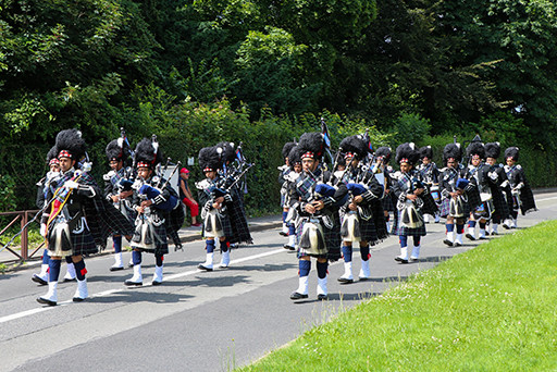 Shree Muktajeevan Swamibapa Pipe Band Bolton