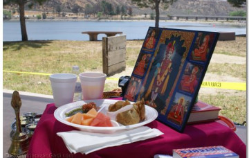 Castaic Lake Picnic 2015