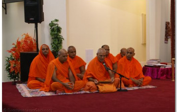 Shree Swaminarayan Temple Los Angeles 3rd Annual Patotsav 2015