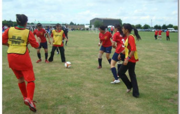 Swaminarayan Gadi FC crowned SKLPC Ladies Football Champions