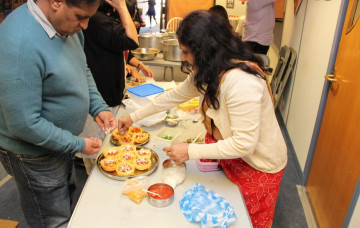 Diwali & New Year's Day Celebrations at Kingsbury Mandir - Samvat 2070