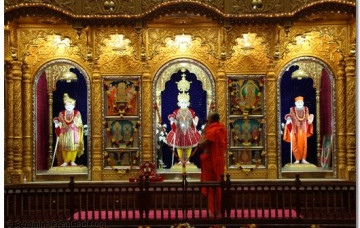 57th Patotsav Celebrations, 9th Anniversary New Temple - Parklands
