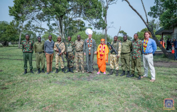 A Visit to Mara Elephant Project Trust