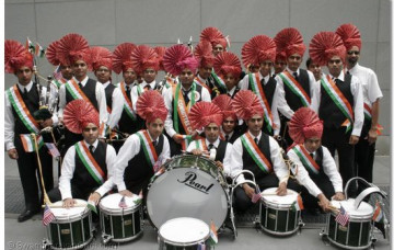 India Independence Day Parade in New York