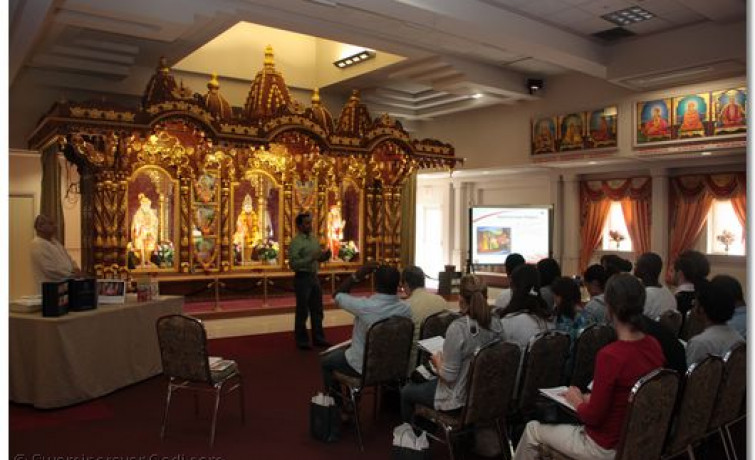 Seminar on Swaminarayan Religion