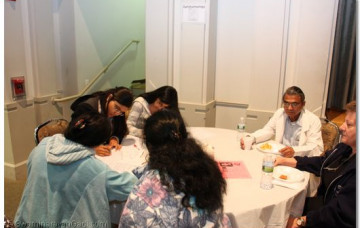 Medical Camp at Shree Swaminarayan Temple New Jersey 2011