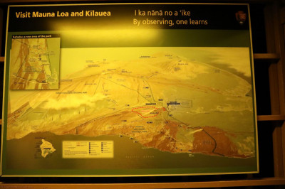 A guide to Mauna Loa and Kilauea