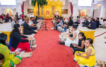Ramaa Ekadasi celebrations at Shree Swaminarayan Mandir Kingsbury