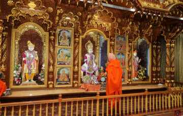 Shree Swaminarayan Temple New Jersey 17th Patotsav