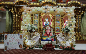 Sneh Sadbhav Parva Celebrations in New Jersey