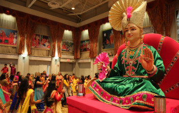 Sharad Poonam Celebrations Across North America