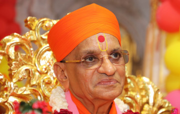 Acharya Swamishree Maharaj's Ongoing Illness Update
