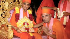 Appointment of the Acharya of Shree Swaminarayan Gadi, Shree Purushottampriyadasji Swamishree Maharaj's Spiritual Successor
