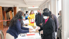 COVID-19 Vaccination Clinics held at Shree Swaminarayan Temple Secaucus, New Jersey