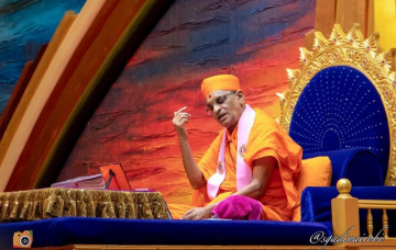 Acharya Swamishree Maharaj's Ashirwad 15th December 2018