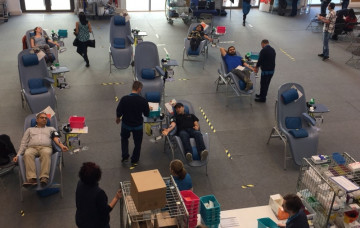 23rd Blood Donation Session one of our most successful ever