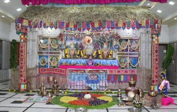 Shakotsav Celebrations at Vadodara Mandir
