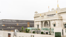 Shree Swaminarayan Mandir Kingsbury - UK's First Hindu Temple Covid Vaccination Centre