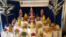 Shree Swaminarayan Mandir Kingsbury - the centrepiece of Diwali at the Palace of Westminster