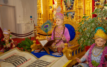 Shikshapatri Jayanti Celebrations at Shree Swaminarayan Mandir Kingsbury